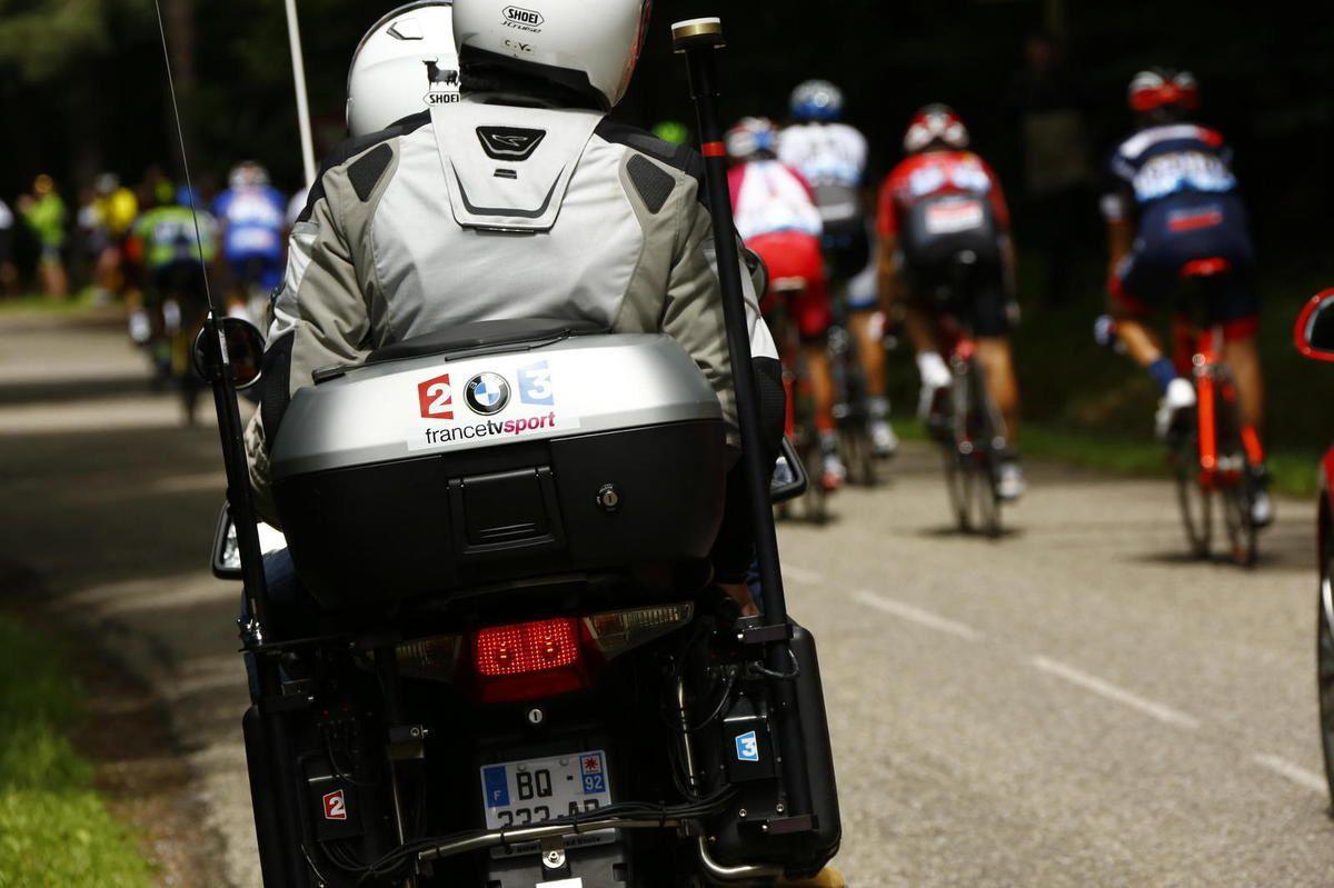 """""""Tour de France"""" (RUSSEIL Christophe/FTV)"""