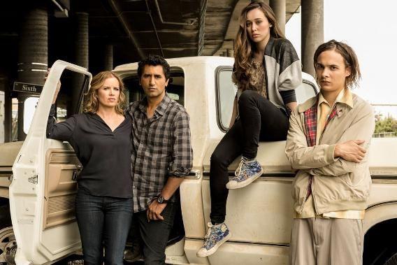 """""""Fear The Walking Dead"""" (AMC)"""