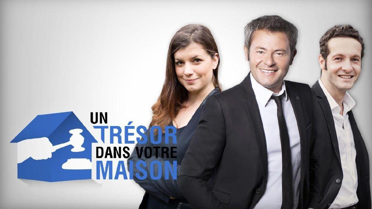 """""""Un trésor dans votre maison"""" (M6)"""