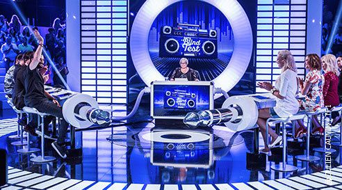 """""""Le Grand Blind Test"""" (TF1)"""