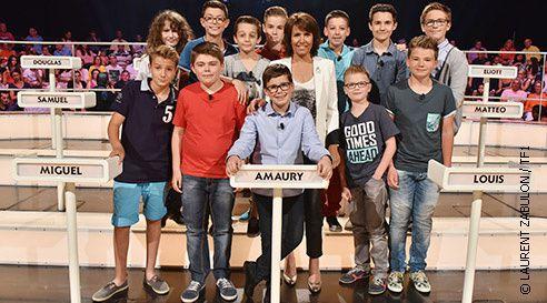 """""""Le Grand Concours des Enfants"""" (TF1)"""