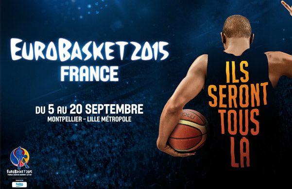 """""""Eurobasket 2015"""""""