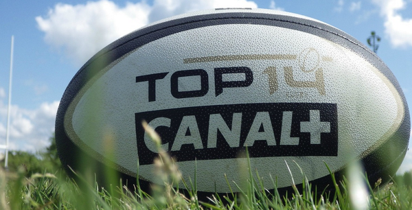 """""""Top 14"""" (Canal+)"""