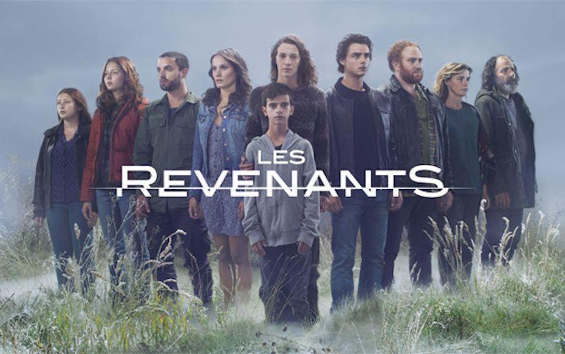 """""""Les Revenants"""" (Canal+/Jean-Claude Lother/Haut et Court)"""