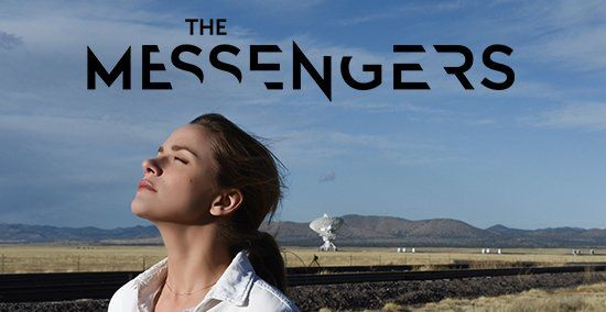 """""""The Messengers"""" (© CBS BROADCASTING INC. ALL RIGHTS RESERVED)"""