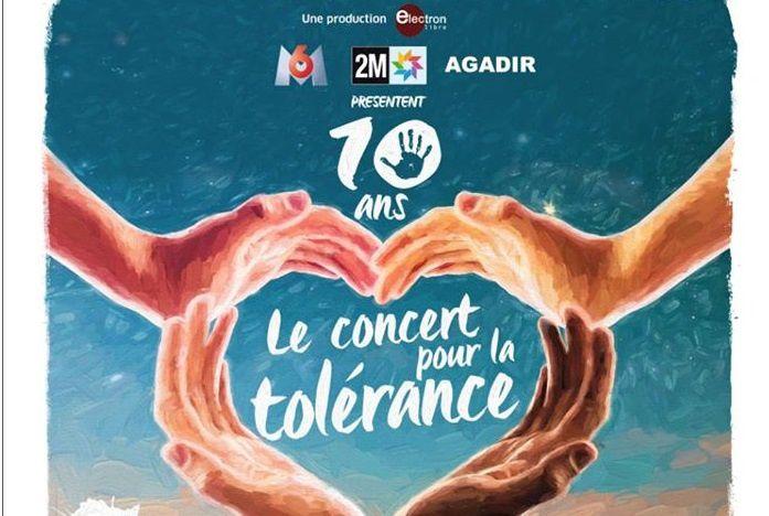 """""""Concert pour la Tolérance"""""""