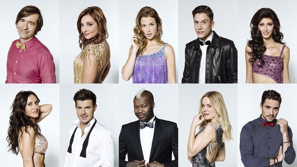 """Le Casting de la saison 6 de """"Danse avec les Stars""""  (TF1)"""
