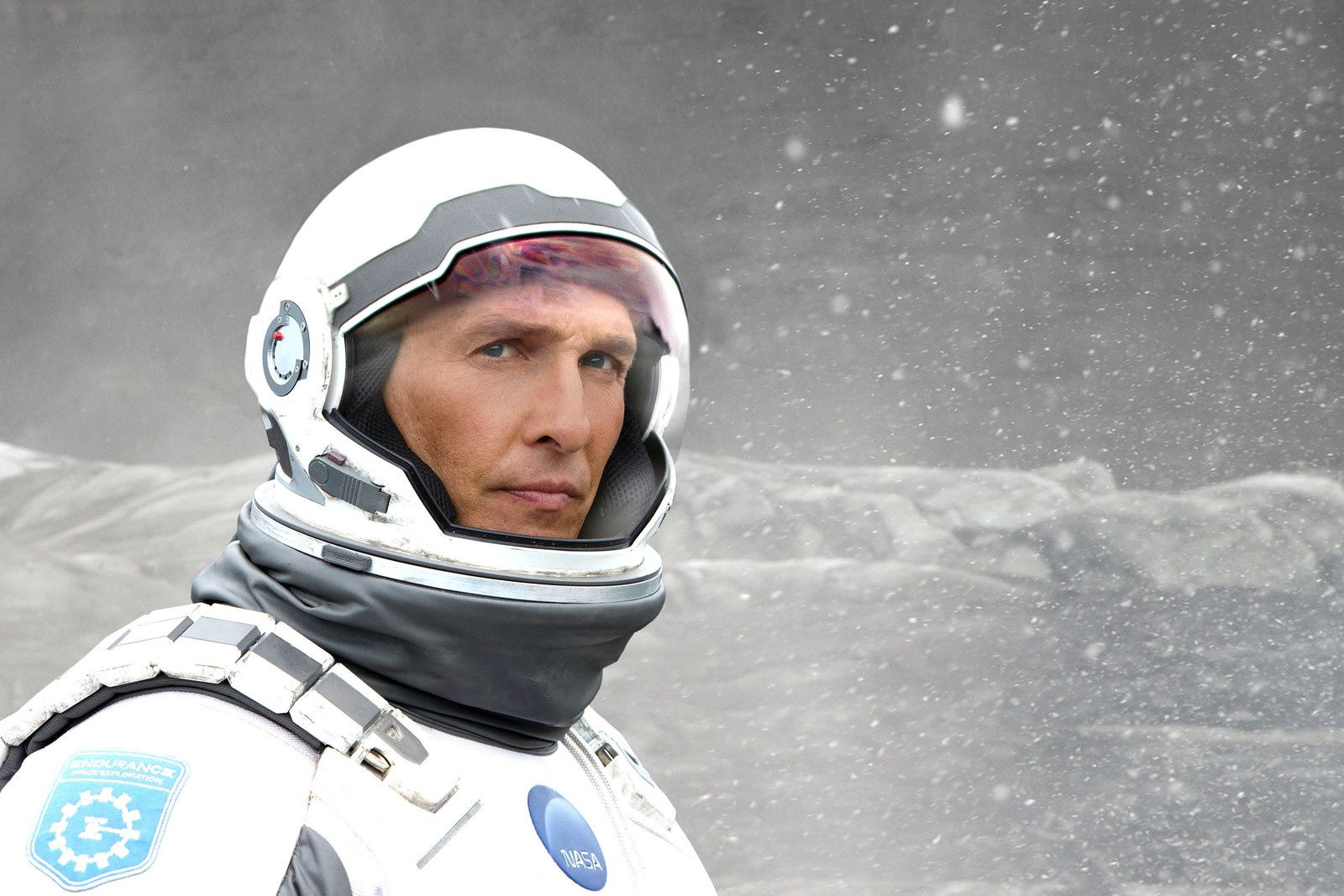 """""""Interstellar"""" (© 2014 Warner Bros. Entertainment, Inc. and Paramount Pictures Corporation. All Rights Reserved)"""
