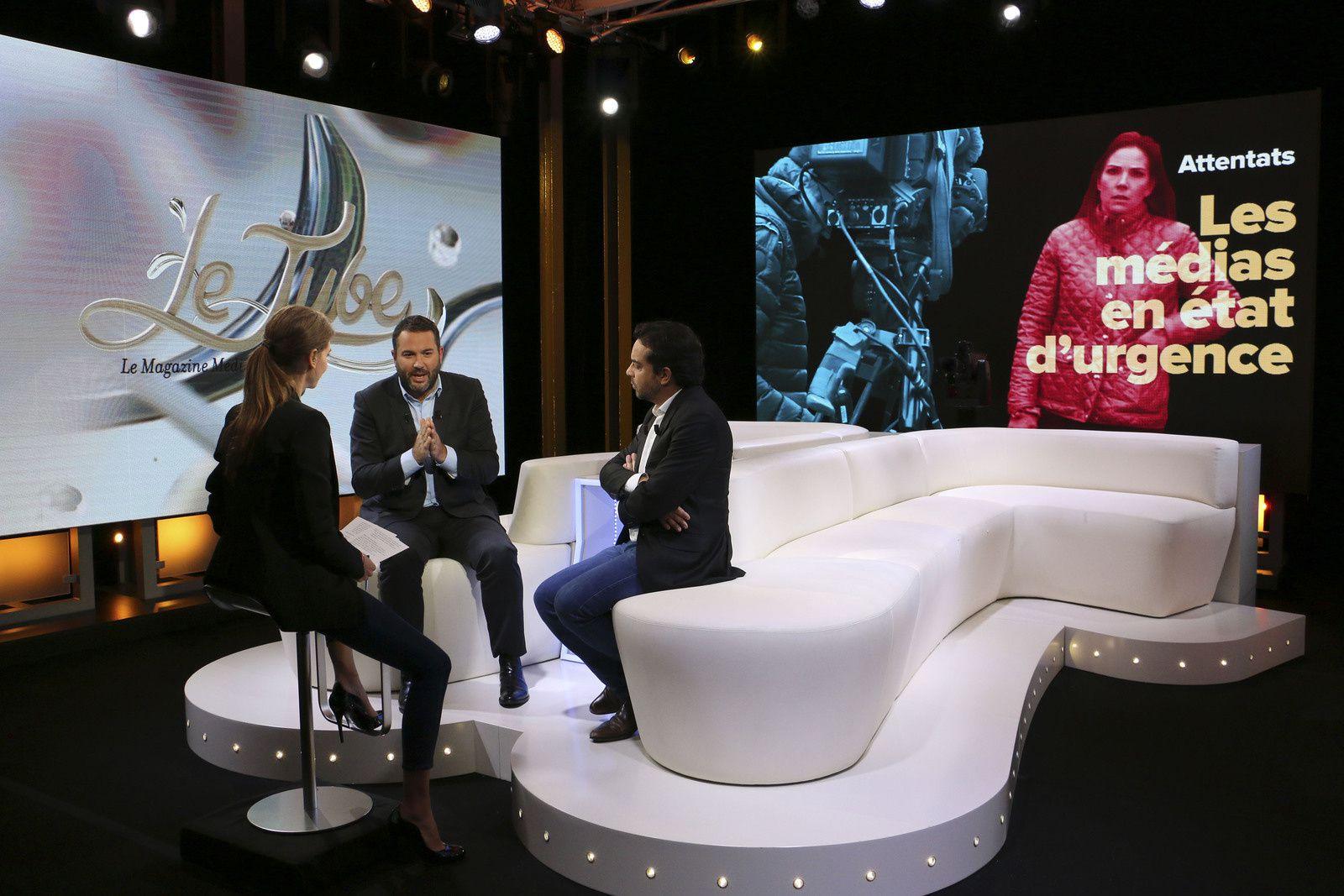 """Le Tube"" (Canal+)"