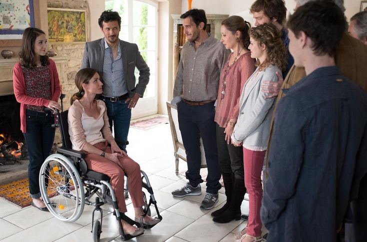"""""""Une Famille Formidable"""" (TF1/PANAMA PRODUCTIONS)"""