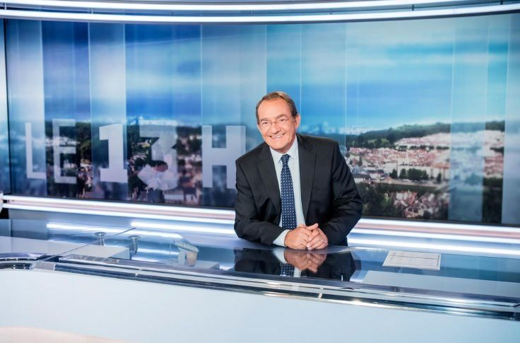 Jean-Pierre Pernaut (© JULIEN CAUVIN / TF1)