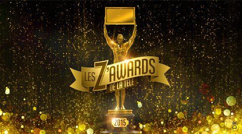 """""""Les Z'Awards de la télé"""" (TF1)"""