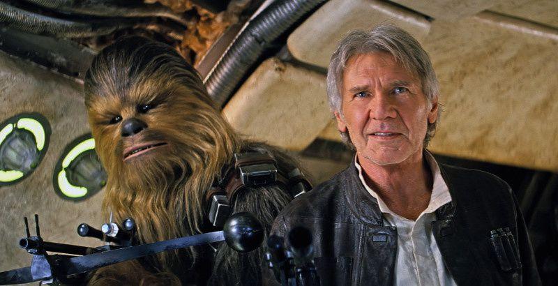 """""""Star Wars : le Réveil de la Force"""" (© Lucasfilm Ltd.)"""