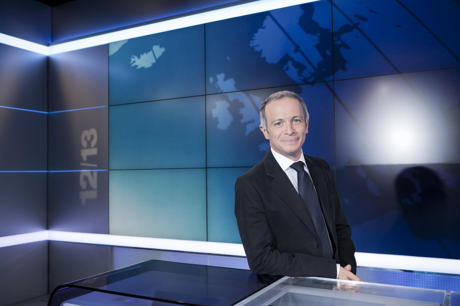 Samuel Etienne (France 3)