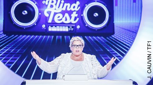 Audiences : Record pour ''Le Grand blind Test'' sur TF1