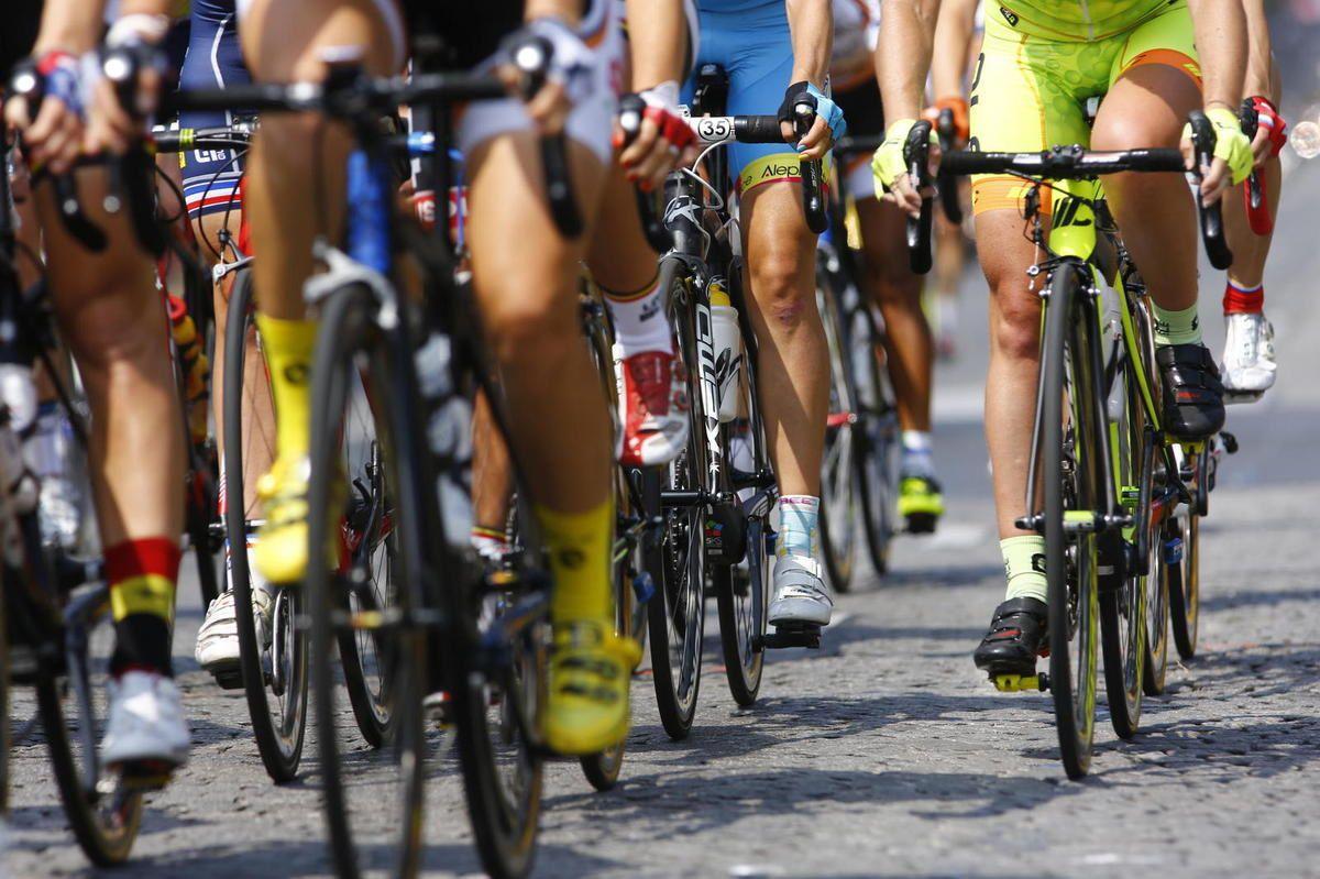 """Cyclisme"" (© CHRISTOPHE RUSSEIL/FTV)"