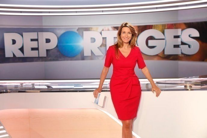 """""""Reportages"""" (© TF1/Julien Cauvin)"""
