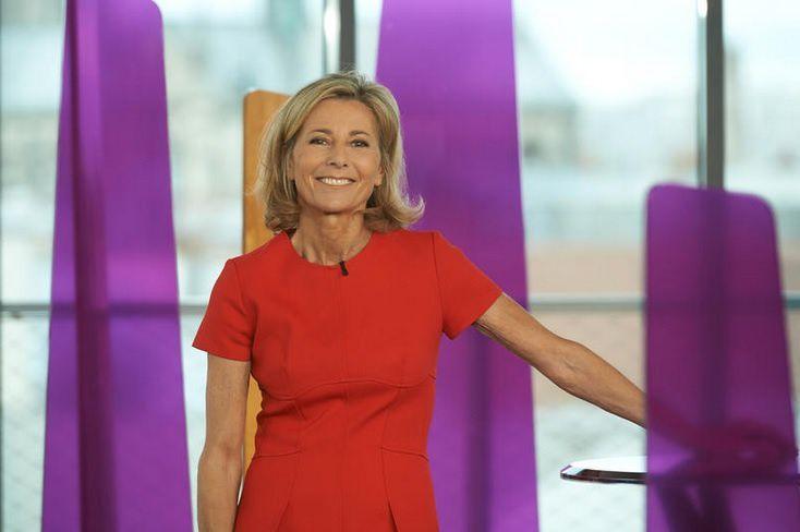 Claire Chazal (© Christophe Fillieule / La Fabrik / FTV)