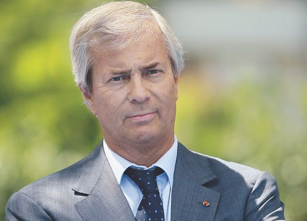 Vincent Bolloré (© Dr)