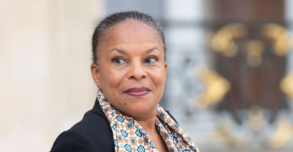 Christiane Taubira  (© Sipa)