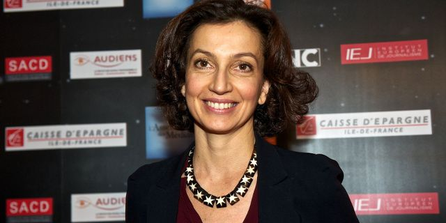 Audrey Azoulay (DR)