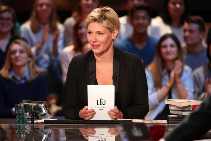 """""""Le Grand Journal"""" (© Canal+/Maxime Bruno)"""