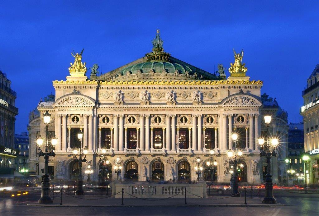 """""""Des Racines et des Ailes"""" (© Christian Leiber-Opéra national de Paris)"""
