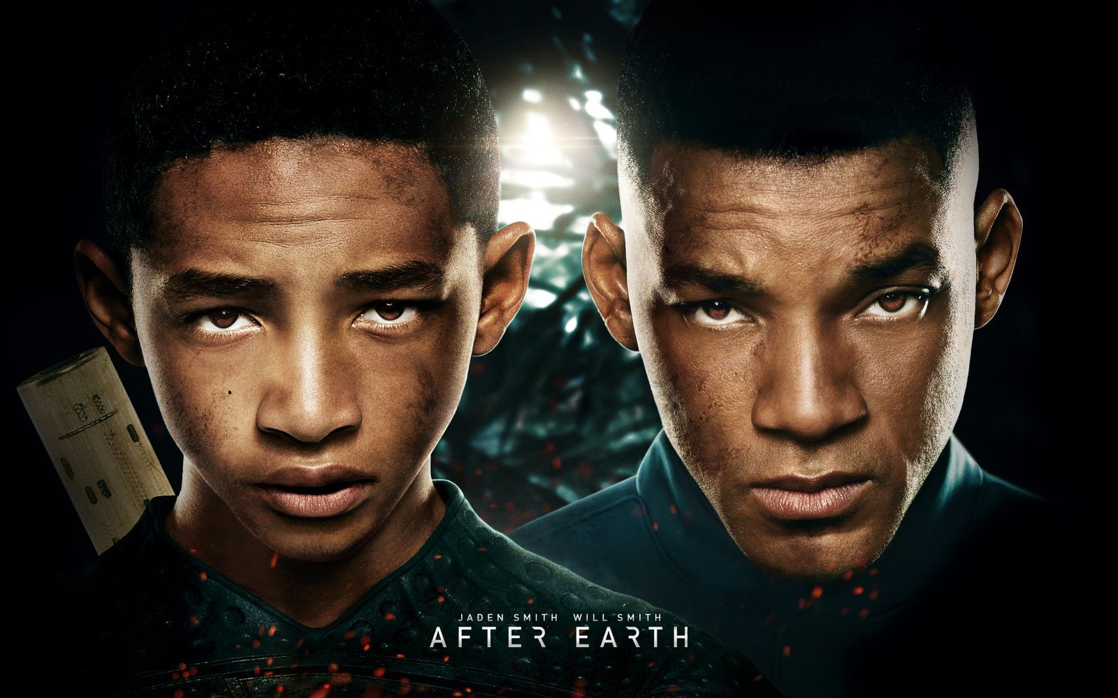 """""""After earth"""" (© Columbia Pictures Industries, Inc. All Rights Reserved.)"""