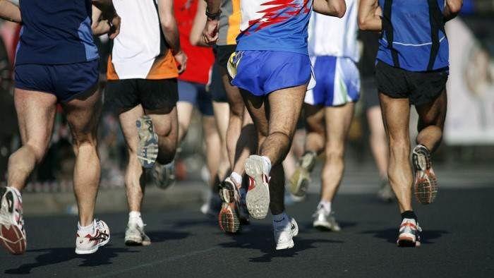 """""""Marathon de Paris"""" (© France 3)"""