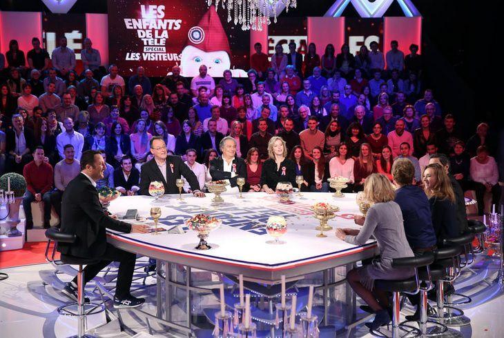 """""""Les Enfants de la télé"""" (© Gilles Gustine/TF1)"""