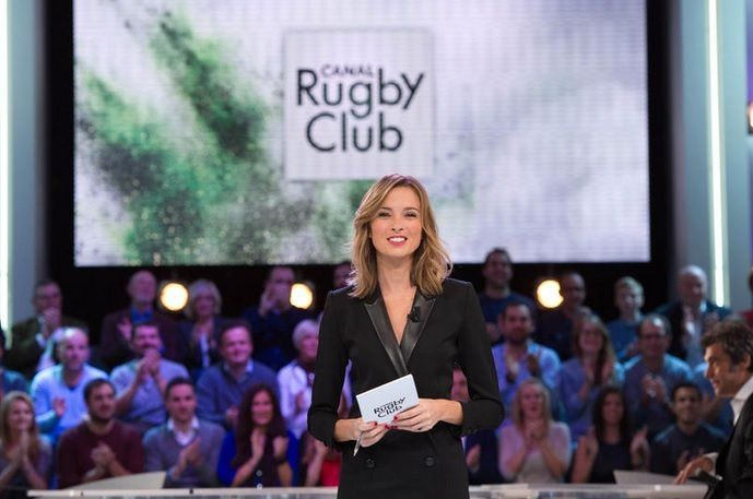 """""""Canal Rugby Club"""" (© Augustin Détienne/Canal+)"""