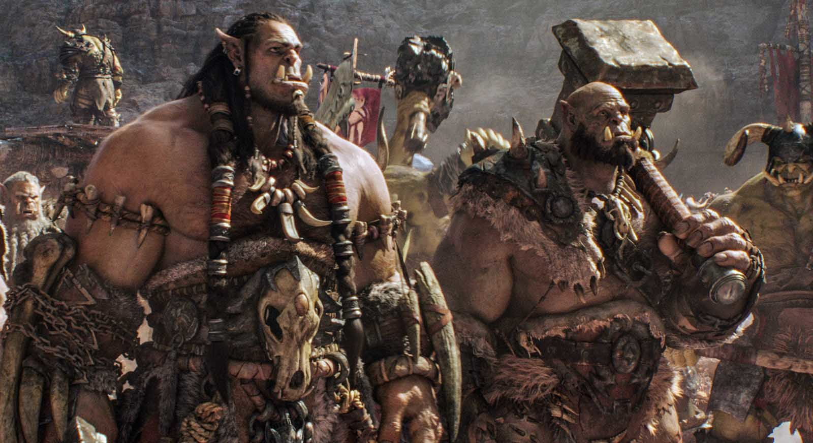 """""""Warcraft : Le commencement"""" (©Universal Pictures International France)"""