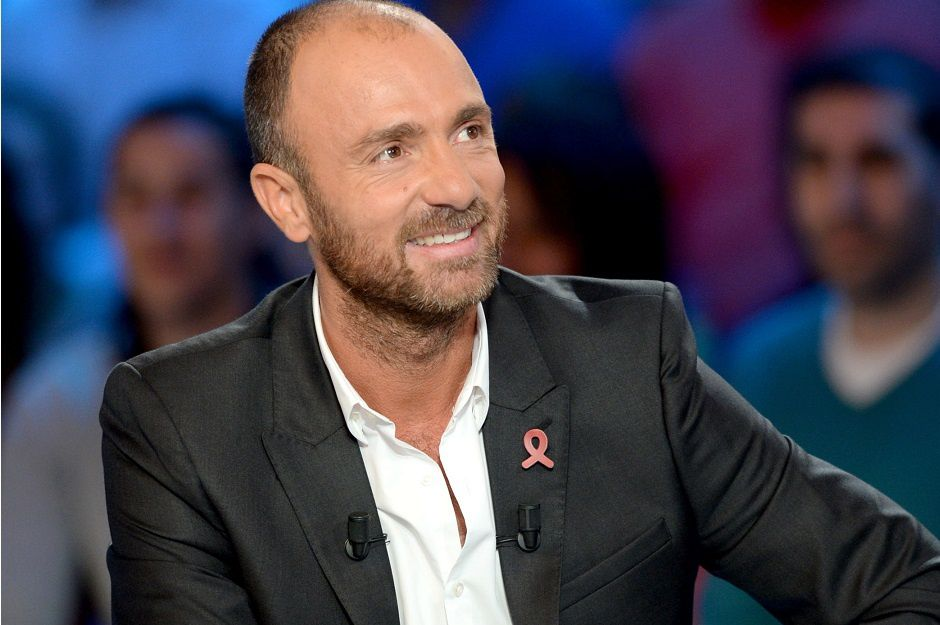 Christophe Dugarry (© Canal+/Thierry GROMIK)