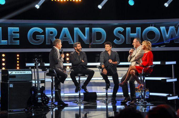 """""""Le Grand Show fête le Cinéma """" (© Jacovides-Perusseau / Bestimage)"""