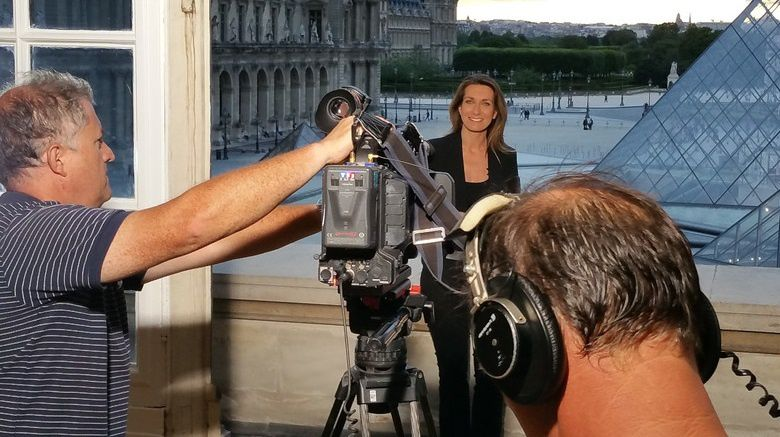 Anne Claire Coudray (© TF1)