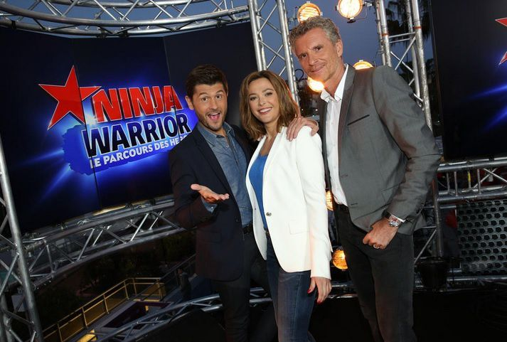 """Ninja Warrior"" (© LAURENT VU / TF1)"