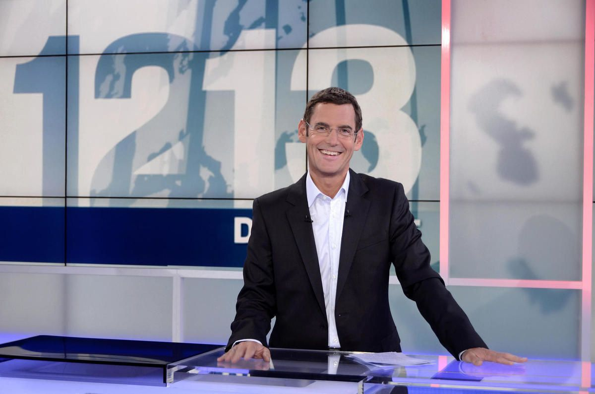 """""""12/13 Dimanche"""" (© France3/Marie Laurence Harot)"""