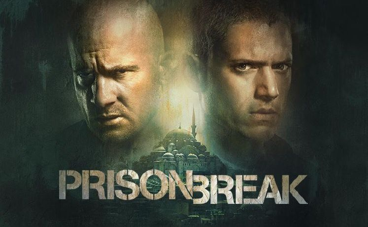 """""""Prison Break"""" (© 2017 Fox and its related entities)"""