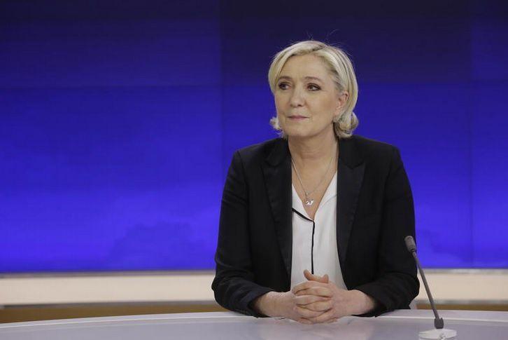 Marine Le Pen (© Christophe RUSSEIL/FTV)
