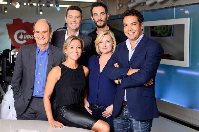 C à vous (© Jean Philippe BALTEL/SIPA/ France Télévisions)