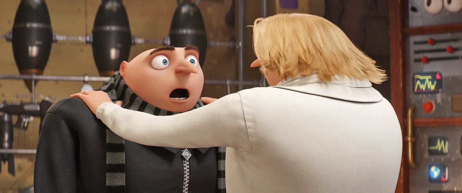 """""""Moi, moche et méchant 3"""" (© Universal Pictures International France)"""