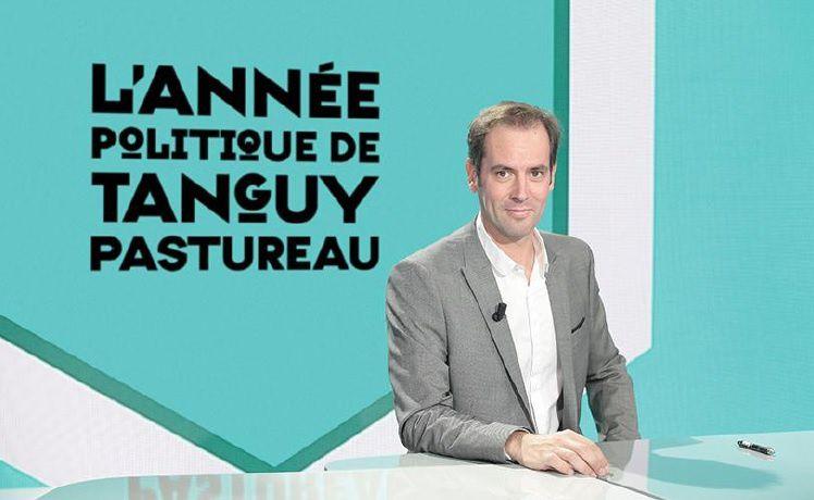 """""""L'année politique de Tanguy Pastureau"""" (© Lou BRETON/Paris Première)"""