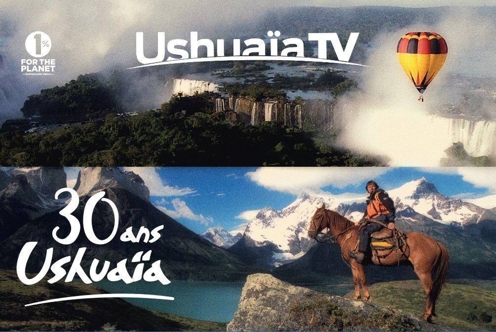 """30 ans d'Ushuaïa : Soirée spéciale 21 septembre sur Ushuaïa TV""  (© Bosio/Ushuaïa Nature/TF1)"