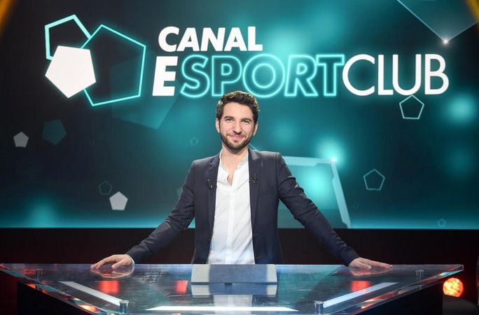 """""""Canal Esport Club"""" (© Thierry Gromik/Canal+)"""