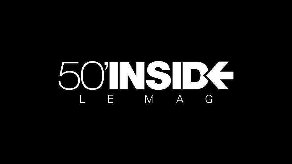 Audiences (Access) : 50' Inside leader devant Nagui