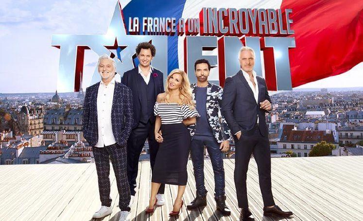 """""""La France a un incroyable talent"""" (© Khortege/M6)"""