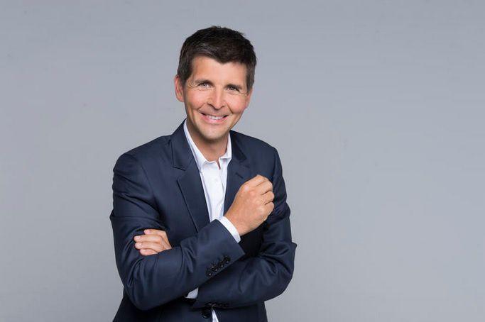 Thomas Sotto (© Guyon Nathalie/FTV)