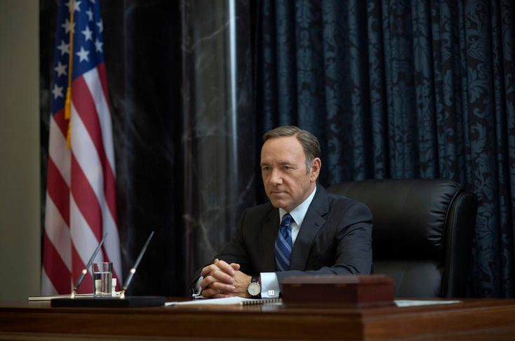 """""""House of Cards"""" (© 2013 Netflix / Sony Pictures Television)"""