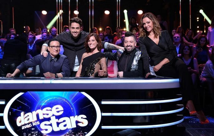 """Danse avec les Stars"" (© Gilles Gustine/TF1)"