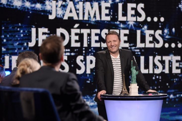 """Vendredi, tout est permis"" (© TF1/ LAURENT ZABULON)"